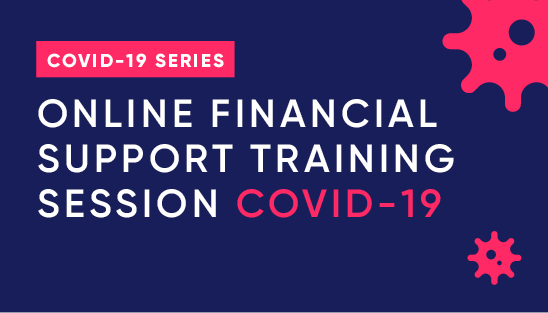 Financial support for members affected by COVID-19